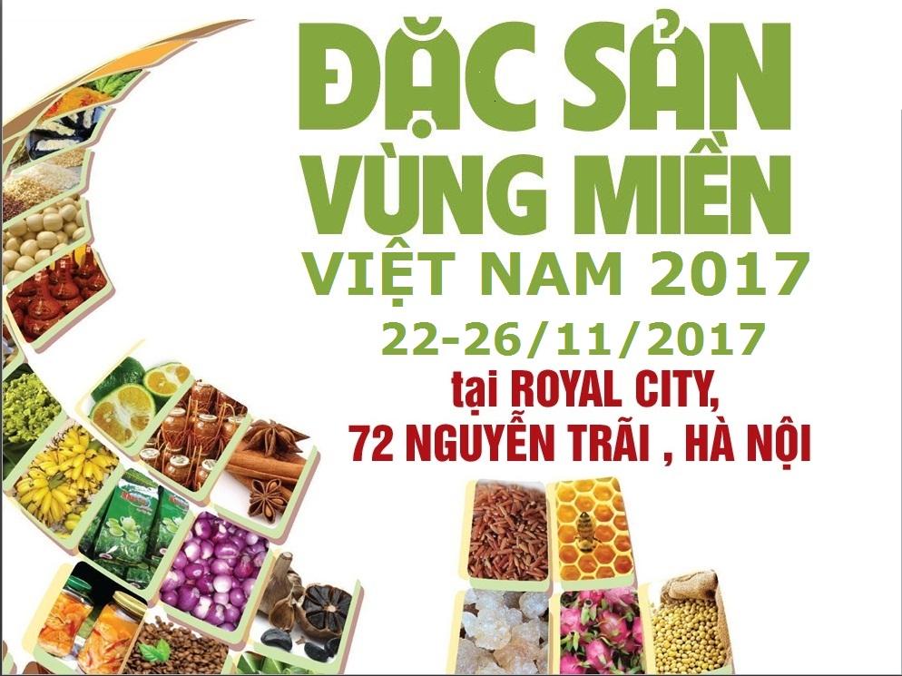 Vietnam Regional Specialties Fair 2017
